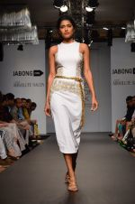 Model walk for Swagger by Saj Jabong Show at LFW 2014 Day 1 in Grand Hyatt, Mumbai on 12th March 2014 (192)_532183ef8f205.JPG