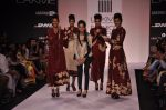Model walk for VERB Show at LFW 2014 Day 2 in Grand Hyatt, Mumbai on 13th March 2014 (1)_53219fee281a8.JPG