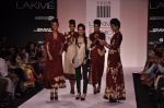 Model walk for VERB Show at LFW 2014 Day 2 in Grand Hyatt, Mumbai on 13th March 2014 (44)_53219ffe97375.JPG