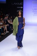 Model walk for Vaishali S Show at LFW 2014 Day 1 in Grand Hyatt, Mumbai on 12th March 2014 (11)_53218018724ab.JPG