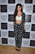 Puja Gupta on Day 1 at LFW 2014 in Grand Hyatt, Mumbai on 12th March 2014(325)_532187258f3fb.JPG