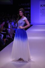 Rakul Preet Singh walk for KHEM Show at LFW 2014 Day 2 in Grand Hyatt, Mumbai on 13th March 2014 (21)_53219f42ed81f.JPG