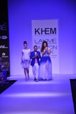 Rakul Preet Singh walk for KHEM Show at LFW 2014 Day 2 in Grand Hyatt, Mumbai on 13th March 2014 (26)_53219f4465185.JPG