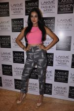 Sonal Chauhan on Day 1 at LFW 2014 in Grand Hyatt, Mumbai on 12th March 2014(151)_532187a9c2d62.JPG