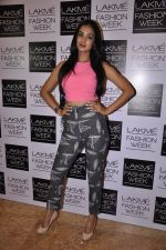 Sonal Chauhan on Day 1 at LFW 2014 in Grand Hyatt, Mumbai on 12th March 2014(154)_532187aae647c.JPG