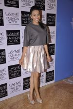 Swara Bhaskar on Day 1 at LFW 2014 in Grand Hyatt, Mumbai on 12th March 2014(187)_532187d1d8e82.JPG