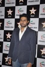 Abhishek Bachchan at FICCI-FRAMES 2014 in Mumbai on 13th March 2014 (15)_5322696c7ab39.JPG