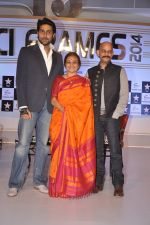 Abhishek Bachchan at FICCI-FRAMES 2014 in Mumbai on 13th March 2014 (9)_532269687bcd0.JPG