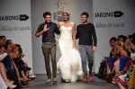 Carol Gracias walk for Carleo Show at LFW 2014 Day 2 in Grand Hyatt, Mumbai on 13th March 2014 (14)_53229bacb0327.JPG