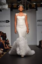 Carol Gracias walk for Carleo Show at LFW 2014 Day 2 in Grand Hyatt, Mumbai on 13th March 2014 (4)_53229c093ea5d.JPG