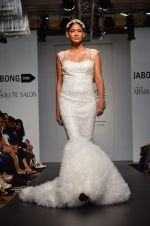 Carol Gracias walk for Carleo Show at LFW 2014 Day 2 in Grand Hyatt, Mumbai on 13th March 2014 (5)_53229c09a219a.JPG