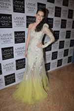 Kalki Koechlin on Day 2 at LFW 2014 in Grand Hyatt, Mumbai on 13th March 2014(207)_5322a0a2c1a6e.JPG