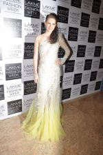 Kalki Koechlin on Day 2 at LFW 2014 in Grand Hyatt, Mumbai on 13th March 2014(214)_5322a0a53ca0f.JPG