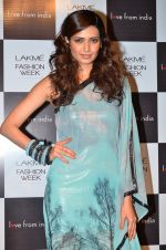 Karishma Tanna on Day 2 at LFW 2014 in Grand Hyatt, Mumbai on 13th March 2014 (105)_5322a100d875f.JPG