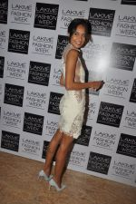 Lisa Haydon on Day 2 at LFW 2014 in Grand Hyatt, Mumbai on 13th March 2014(242)_5322a100d2353.JPG