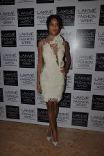 Lisa Haydon on Day 2 at LFW 2014 in Grand Hyatt, Mumbai on 13th March 2014(243)_5322a1013c8a1.JPG