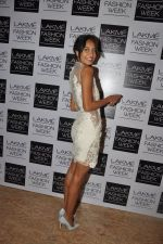 Lisa Haydon on Day 2 at LFW 2014 in Grand Hyatt, Mumbai on 13th March 2014(248)_5322a1031533a.JPG
