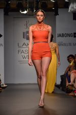 Model walk for Carleo Show at LFW 2014 Day 2 in Grand Hyatt, Mumbai on 13th March 2014 (11)_53229bba8d896.JPG