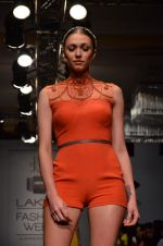 Model walk for Carleo Show at LFW 2014 Day 2 in Grand Hyatt, Mumbai on 13th March 2014 (14)_53229bbba36ce.JPG
