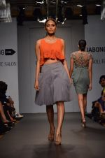 Model walk for Carleo Show at LFW 2014 Day 2 in Grand Hyatt, Mumbai on 13th March 2014 (22)_53229bbed60bd.JPG