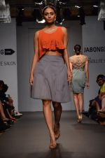 Model walk for Carleo Show at LFW 2014 Day 2 in Grand Hyatt, Mumbai on 13th March 2014 (23)_53229bbf3988d.JPG