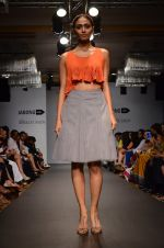 Model walk for Carleo Show at LFW 2014 Day 2 in Grand Hyatt, Mumbai on 13th March 2014 (27)_53229bc0b7602.JPG