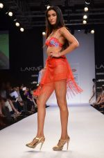 Model walk for Dorothy Perkins Show at LFW 2014 Day 2 in Grand Hyatt, Mumbai on 13th March 2014 (152)_53229cd049309.JPG
