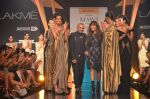 Model walk for Gaurav Gupta Show at LFW 2014 Day 2 in Grand Hyatt, Mumbai on 13th March 2014 (119)_53229bc57cf97.JPG