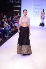 Model walk for Payal Singhal Show at LFW 2014 Day 2 in Grand Hyatt, Mumbai on 13th March 2014 (5)_532267e56406e.JPG