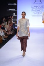 Model walk for Pratima Pandey Show at LFW 2014 Day 3 in Grand Hyatt, Mumbai on 14th March 2014 (10)_5322e38bd7cf7.JPG
