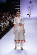 Model walk for Pratima Pandey Show at LFW 2014 Day 3 in Grand Hyatt, Mumbai on 14th March 2014 (51)_5322e39eeaad4.JPG
