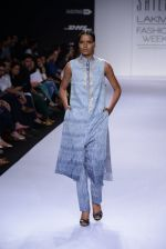 Model walk for Sailex Show at LFW 2014 Day 2 in Grand Hyatt, Mumbai on 13th March 2014 (24)_53229b85b6861.JPG