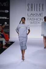 Model walk for Sailex Show at LFW 2014 Day 2 in Grand Hyatt, Mumbai on 13th March 2014 (26)_53229b867b4c4.JPG