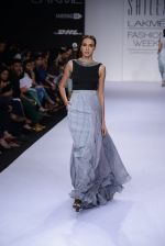 Model walk for Sailex Show at LFW 2014 Day 2 in Grand Hyatt, Mumbai on 13th March 2014 (35)_53229b8adb5af.JPG