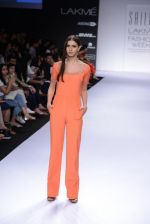 Model walk for Sailex Show at LFW 2014 Day 2 in Grand Hyatt, Mumbai on 13th March 2014 (90)_53229ba36b3e1.JPG