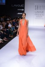 Model walk for Sailex Show at LFW 2014 Day 2 in Grand Hyatt, Mumbai on 13th March 2014 (91)_53229ba3ccda3.JPG