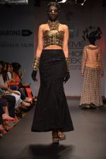 Model walk for Sourabh Kant Srivastava Show at LFW 2014 Day 2 in Grand Hyatt, Mumbai on 13th March 2014 (38)_5322684991164.JPG