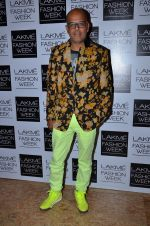 Narendra Kumar ahmed on Day 2 at LFW 2014 in Grand Hyatt, Mumbai on 13th March 2014 (110)_5322a14674d8c.JPG