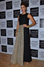 Neha Dhupia on Day 2 at LFW 2014 in Grand Hyatt, Mumbai on 13th March 2014 (104)_5322a18a86a0f.JPG