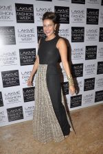 Neha Dhupia on Day 2 at LFW 2014 in Grand Hyatt, Mumbai on 13th March 2014(181)_5322a18cce3c4.JPG