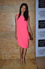 Nethra Raghuraman on Day 2 at LFW 2014 in Grand Hyatt, Mumbai on 13th March 2014 (46)_5322a197b55eb.JPG