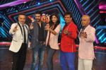 Shilpa Shetty, Harman Baweja, Javed Jaffrey, Ravi behl, Naved Jaffrey at Dishkiyaaon promotions on Boogie Woogie in Mumbai on 13th March 2014 (17)_53226a0983a8c.JPG