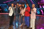 Shilpa Shetty, Harman Baweja, Javed Jaffrey, Ravi behl, Naved Jaffrey at Dishkiyaaon promotions on Boogie Woogie in Mumbai on 13th March 2014 (18)_53226a6b025e4.JPG