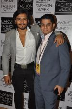 at Love From India Show at LFW 2014 Day 2 in Grand Hyatt, Mumbai on 13th March 2014 (43)_5322689acafd1.JPG
