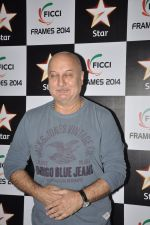 Anupam Kher at  FICCI FRAMES 2014 in Mumbai on 14th March 2014 (170)_532431ce6ae99.JPG