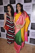 Rashmi Thackeray on Day 3 at LFW 2014 in Grand Hyatt, Mumbai on 14th March 2014 (94)_53243b032ac78.JPG