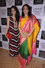 Rashmi Thackeray on Day 3 at LFW 2014 in Grand Hyatt, Mumbai on 14th March 2014 (93)_53243b02c3ae0.JPG