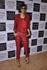 Anushka Manchanda on Day 5 at LFW 2014 in Grand Hyatt, Mumbai on 16th March 2014 (49)_5326e9fb0b76a.JPG