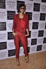 Anushka Manchanda on Day 5 at LFW 2014 in Grand Hyatt, Mumbai on 16th March 2014 (50)_5326e9fb68de1.JPG
