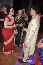 Asha Parekh, Waheeda Rehman, Helen at Blame it on yashraj play in St Andrews, Mumbai on 16th March 2014 (35)_5326d121d1de4.JPG